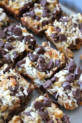 Cookie Bars from Pinterest