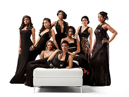 Basketball Wives 4: Ladies Go All Black In New Cast Photo