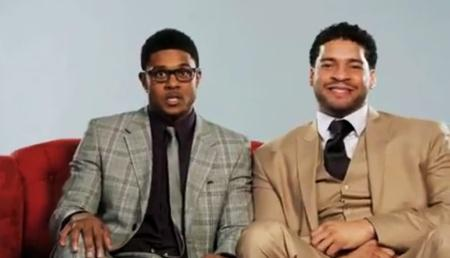 The Game's Pooch Hall, Stay Together's Bert Belasco freestyle for BET