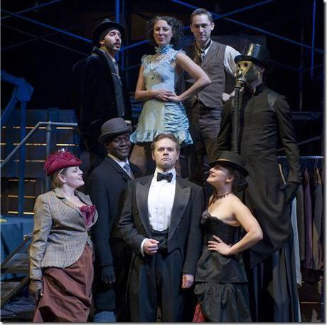 Review: Death and Harry Houdini (House Theatre of Chicago)