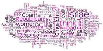 A Jewish Feminist on the 2012 Election