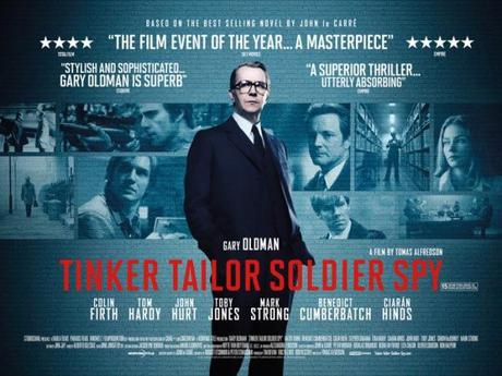 Tinker Tailor Soldier Spy (2011) [8/10]