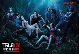 Promo Poster for HBO's True Blood