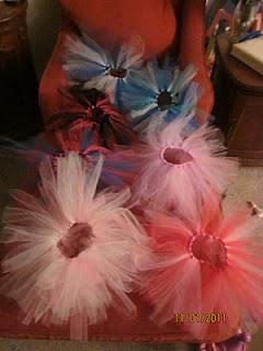 Crafting Time - Doll Tutu's