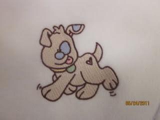 Puppy Dog Tails!
