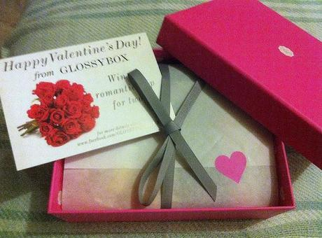 Glossy Box - January 2012 - Valentine's Day Edition