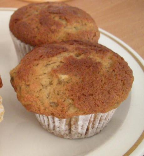 RECIPE: Scrummy Banana Muffins!