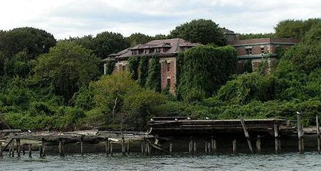 Inside The Lost Island Of New York