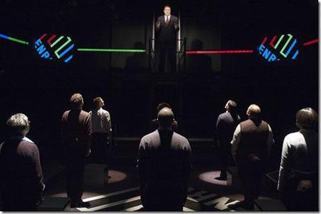 Review: Enron (Timeline Theatre)