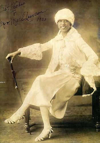 Josephine Baker: The Black Pearl.
