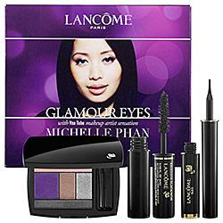 Makeup Collections: Lancome : Lancome Glamour Eyes by Michelle Phan