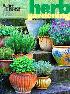 Friday's Freebie: BHG's Herb Gardening and Encyclopedia