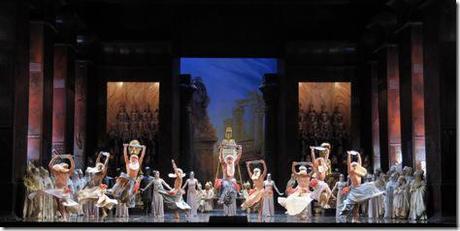 Review: Aida (Lyric Opera of Chicago)