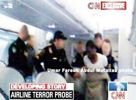 Kurt Haskell - the Underwear Bomber - just in case you thought it had gone away