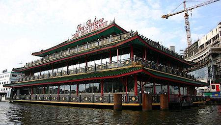 14 Floating Restaurants Around The World