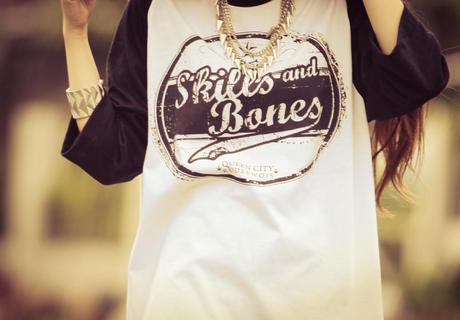 Look 303: Skills and Bones
