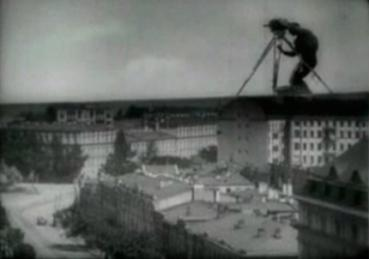 Documentary of the Day – Man with a Movie Camera