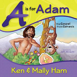 A is For Adam Book Review