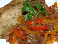 Veal Cutlets with Pepper
