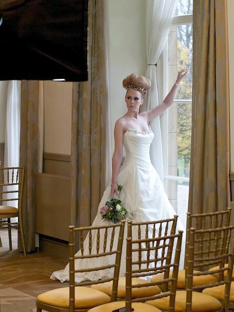 {Shoot the Shoot} Tweed Galore   UK Wedding Blog