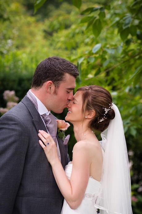 Emma and Will's beautiful marquee wedding reception
