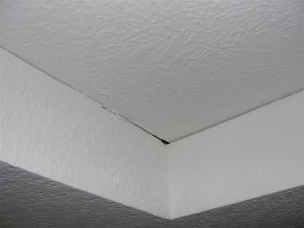 Air Leaking at attic panel