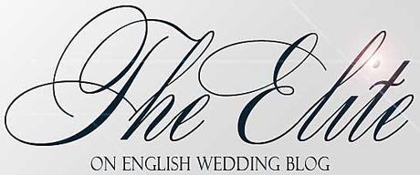 The Elite wedding blog logo
