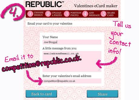 Love Republic? Tell us How Much for £100!