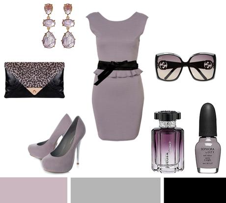 Dusty Purple…