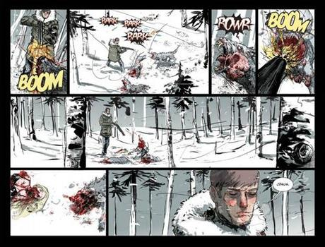 Rebel Blood #1 preview 2