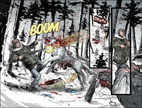 Rebel Blood #1 preview 1