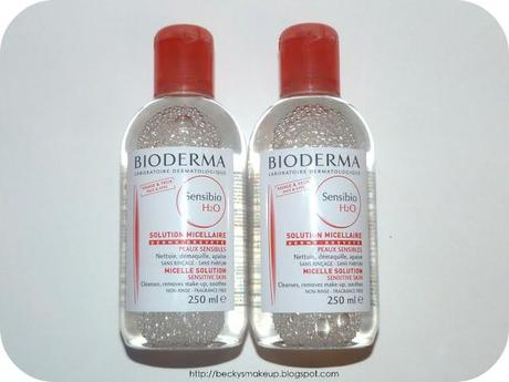 BIODERMA Sensibio H20 Make Up Remover