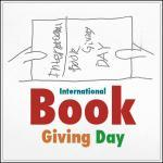 Celebrate the International Book Giving Day:14th February