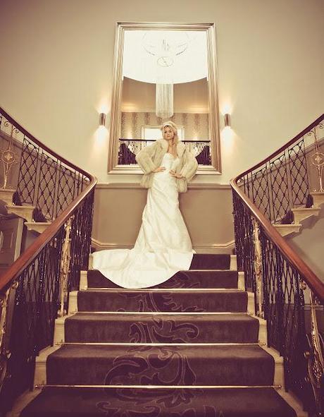 Tweed Bridal Shoot | UK Wedding Blog
