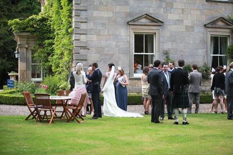 real wedding blog at Eshott Hall (8)