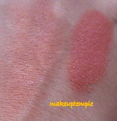Swatches: Cream Pigment: Illamsqua: Illamsqua Androgen Cream Pigment Swatches
