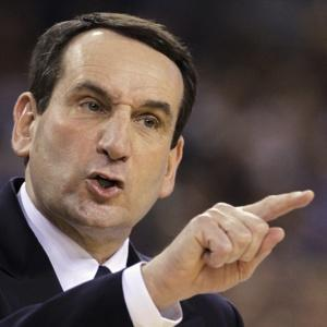 ONE MORE: That's how many victories Duke coach Mike Krzyzewski needs for the 903rd of his career to pass Bobby Knight and become the winningest college basketball coach in NCAA history. Duke faces Michigan State tonight at the Garden.