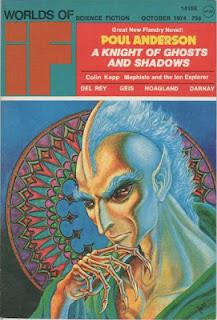 Poul Anderson, Jim Baen, and Worlds of IF