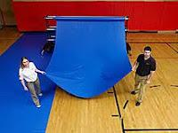 Where To Buy Gym Tarps / Gym Floor Covers Online