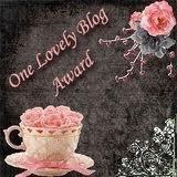 One Lovely Blog Award!!