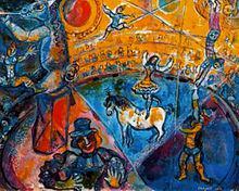 Explore Art: Mini Marc Chagall Lesson