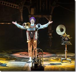 Review: Kurios (Cirque du Soleil)