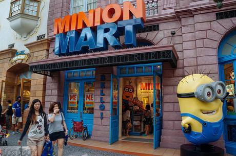 Minion Mania at Universal Studios Singapore - Paperblog