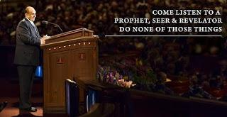 How We Know Thomas Monson Is A Prophet, Seer, And Revelator