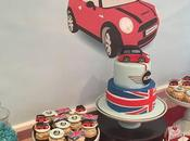 Little Company Blog: Mini Cooper Themed Party