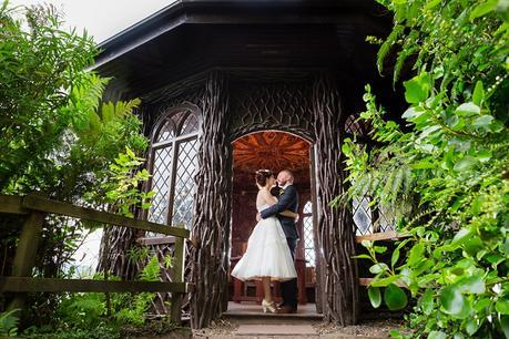 Brodick Castle Wedding Photography Bavarian Summer House
