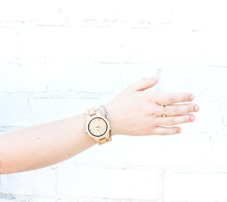 Summer Basics // Jord Watches Promo