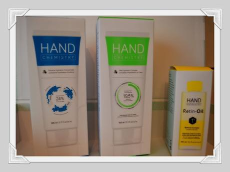 Hand Chemistry Review