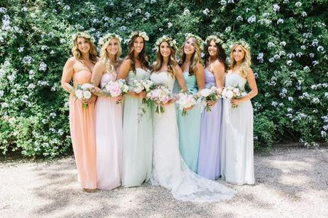 5 Bridesmaid Wedding Trends, THEN & NOW!