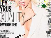 Miley Cyrus Covers Elle October Issue